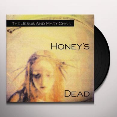 The Jesus and Mary Chain HONEY'S DEAD Vinyl Record - 180 Gram Pressing
