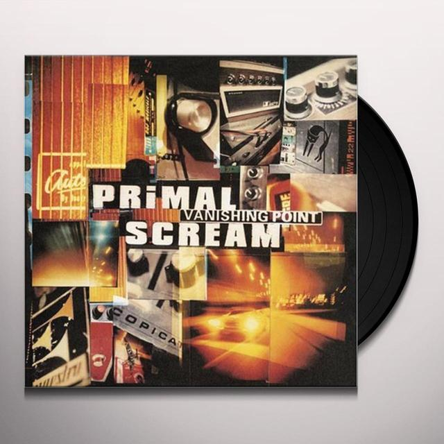 Primal Scream VANISHING POINT Vinyl Record