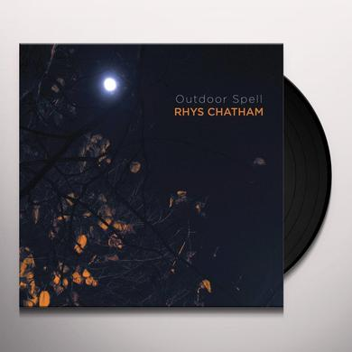 Rhys Chatham OUTDOOR SPELL Vinyl Record
