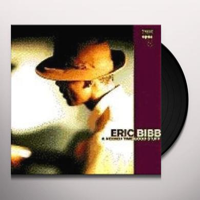 Eric Bibb & Needed Time GOOD STUFF Vinyl Record