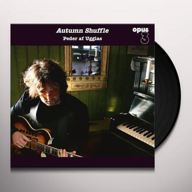 Peder Af Ugglas AUTUMN SHUFFLE Vinyl Record - 180 Gram Pressing