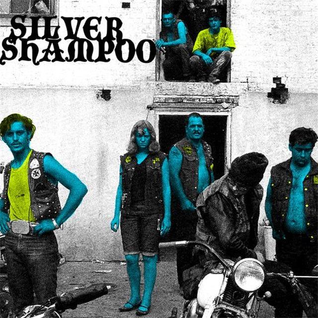 Silver Shampoo JETHRO SKULL Vinyl Record