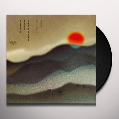 Kode9 & The Spaceape BLACK SUN Vinyl Record