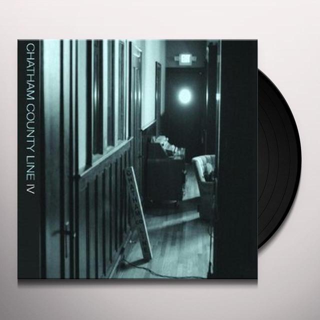 Chatham County Line IV Vinyl Record