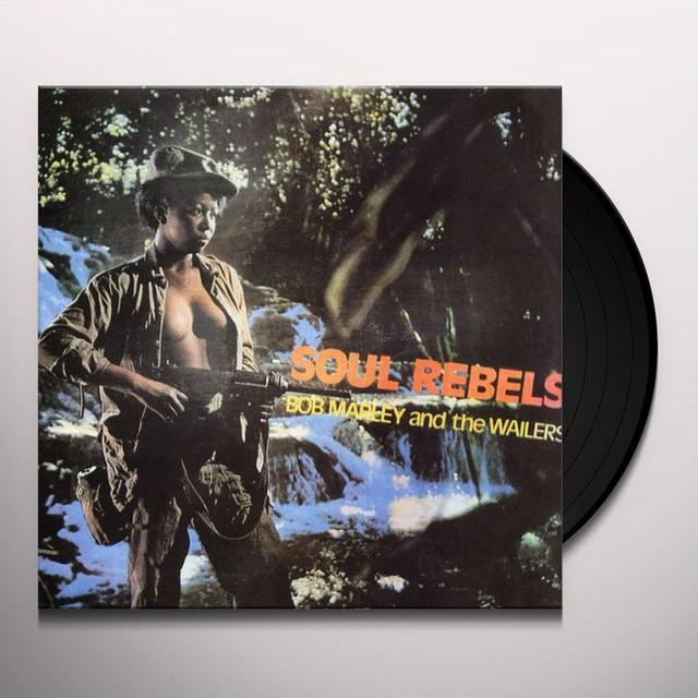 Bob Marley SOUL REBELS Vinyl Record