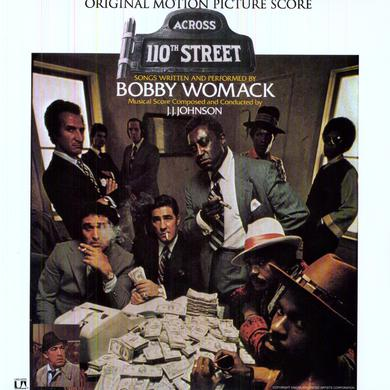 Bobby Womack ACROSS 110TH STREET Vinyl Record