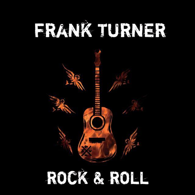 Frank Turner ROCK & ROLL (EP) Vinyl Record