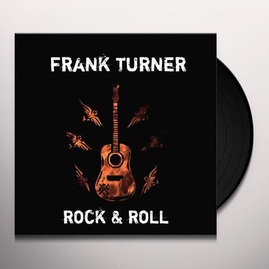 Frank Turner ROCK & ROLL (EP) Vinyl Record