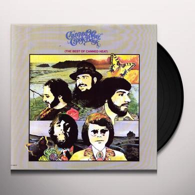 CANNED HEAT COOKBOOK Vinyl Record