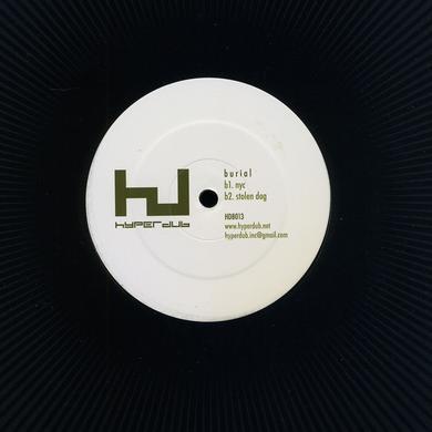 Burial STREET HALO Vinyl Record
