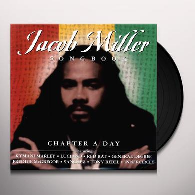 Jacob Miller CHAPTER A DAY Vinyl Record