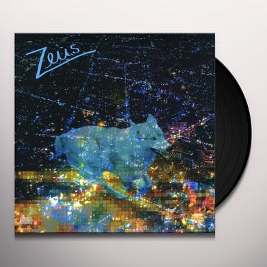 Zeus PERMANENT SCAR / THE DARKNESS Vinyl Record