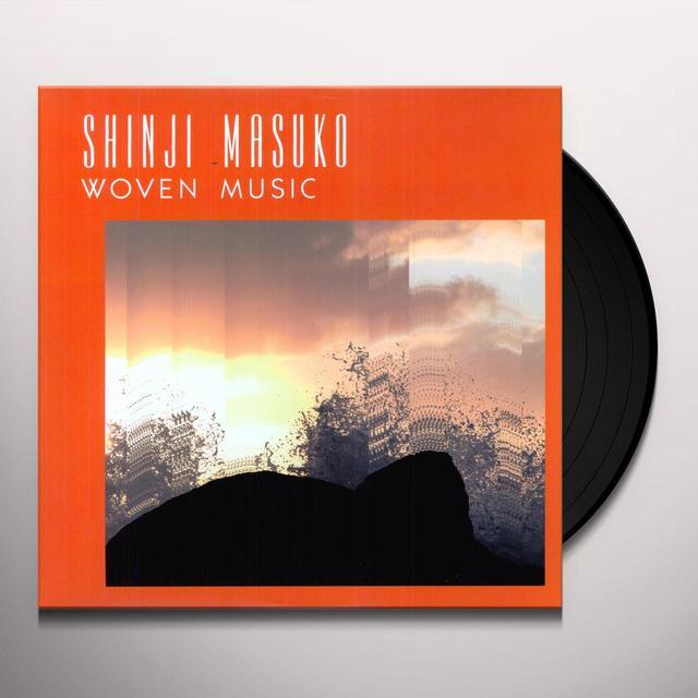 Shinji Masuko WOVEN MUSIC Vinyl Record