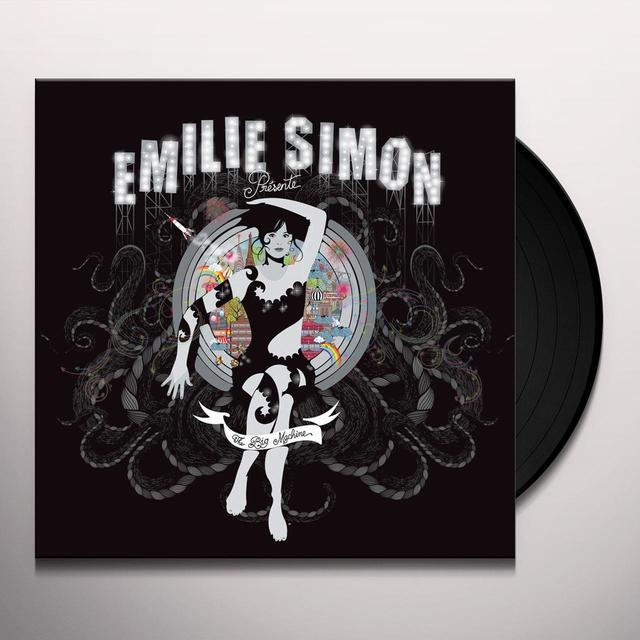 Emilie Simon BIG MACHINE Vinyl Record