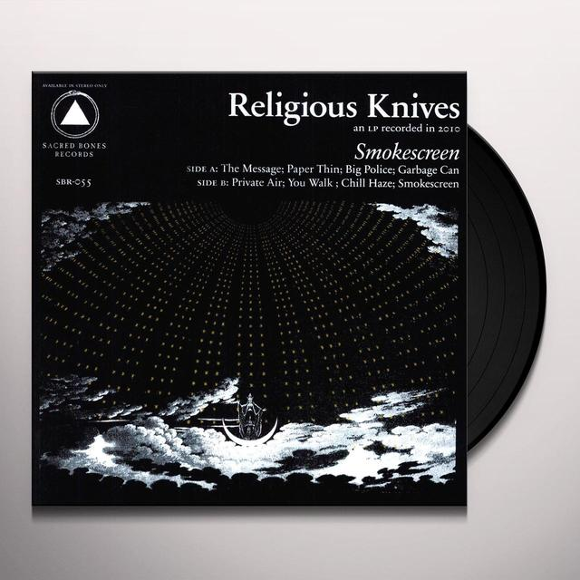 Religious Knives SMOKESCREEN Vinyl Record