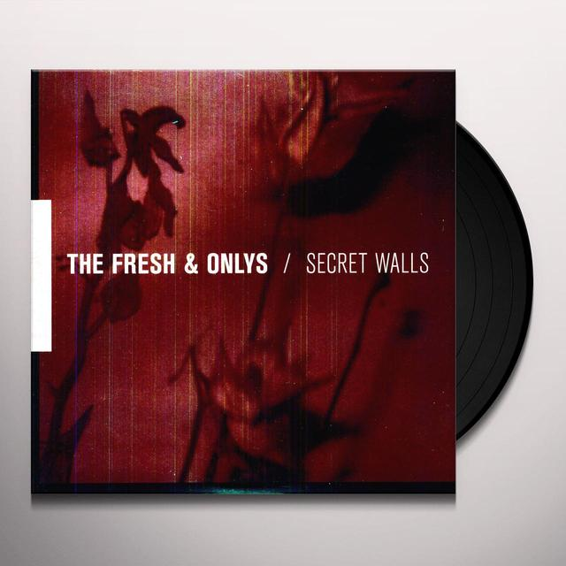 The Fresh & Onlys SECRET WALLS Vinyl Record