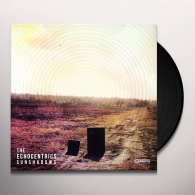 The Echocentrics SUNSHADOWS Vinyl Record