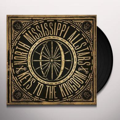 North Mississippi Allstars KEYS TO THE KINGDOM Vinyl Record - 180 Gram Pressing