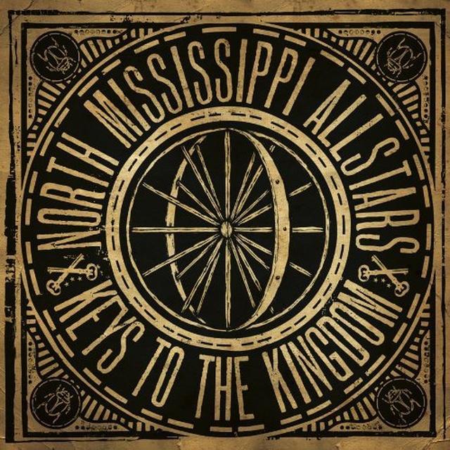 North Mississippi Allstars KEYS TO THE KINGDOM Vinyl Record