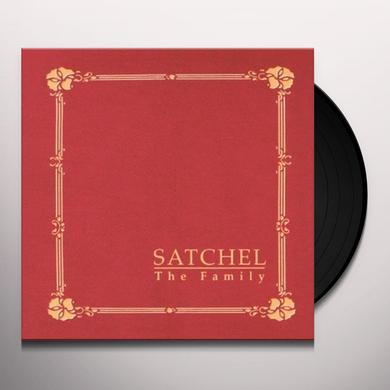 Satchel FAMILY Vinyl Record - 180 Gram Pressing
