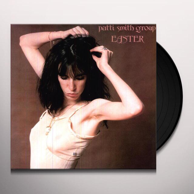 Patti Smith WAVE Vinyl Record