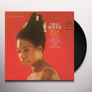 Nina Simone SILK & SOUL Vinyl Record