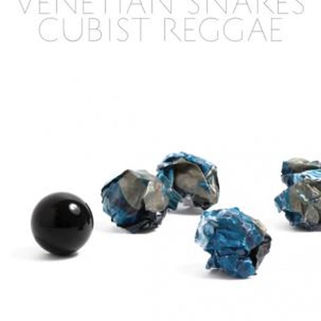 Venetian Snares CUBIST REGGAE Vinyl Record