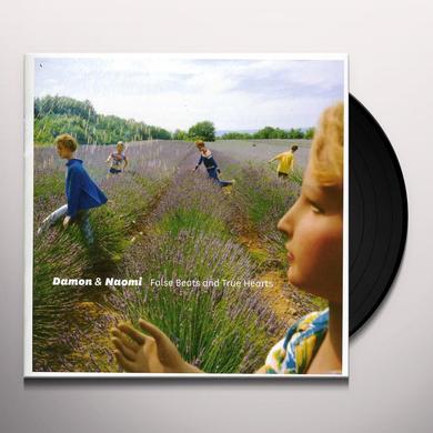 Damon & Naomi FALSE BEATS AND TRUE HEARTS Vinyl Record