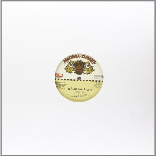 Tenor Saw / Nardo Ranks RING THE ALARM / SKIN OUT Vinyl Record