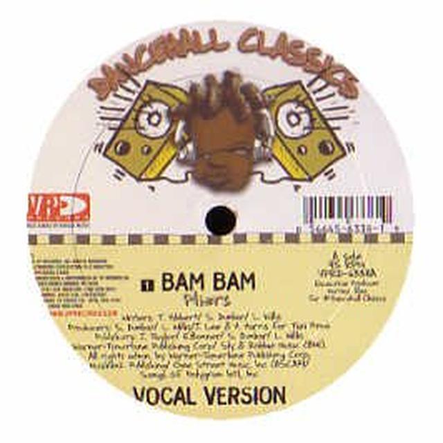 Pliers / Nardo Ranks BAM BAM / THEM A BLEACH Vinyl Record