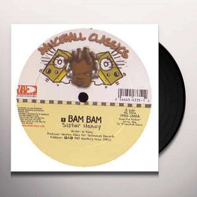 Sister Nancy BAM BAM Vinyl Record
