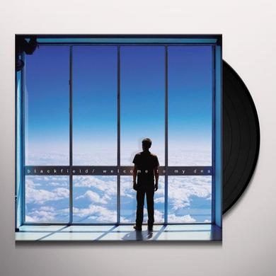 Blackfield WELCOME TO MY DNA Vinyl Record - Limited Edition