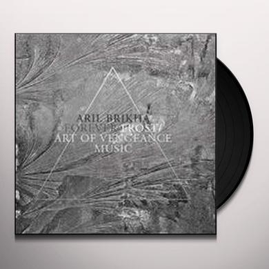 Aril Brikha FOREVER FROST (EP) Vinyl Record