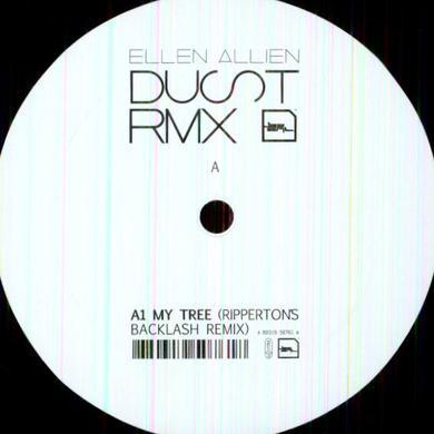Ellen Allien DUST REMIXES Vinyl Record