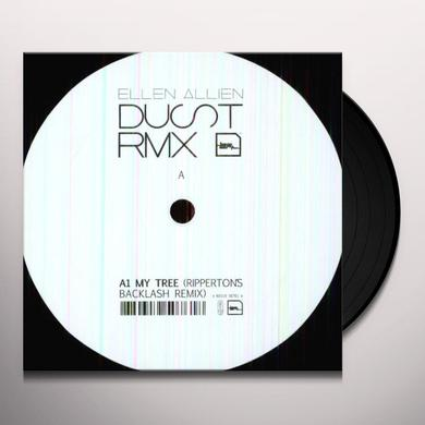 Ellen Allien DUST REMIXES Vinyl Record