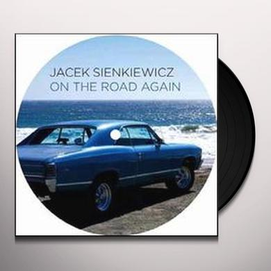 Jacek Sienkiewicz ON THE ROAD AGAIN (EP) Vinyl Record