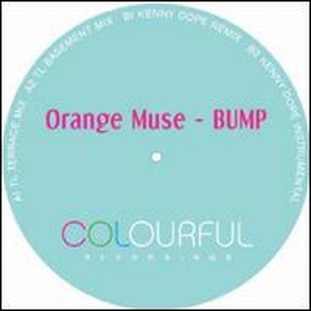 Orange Muse BUMP Vinyl Record
