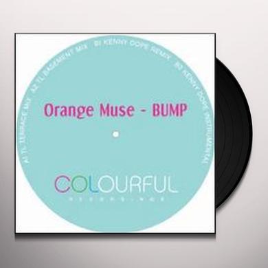 Orange Muse BUMP Vinyl Record