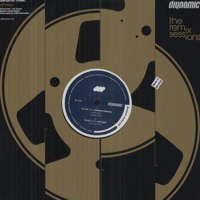 H.O.S.H REMIX SESSIONS Vinyl Record