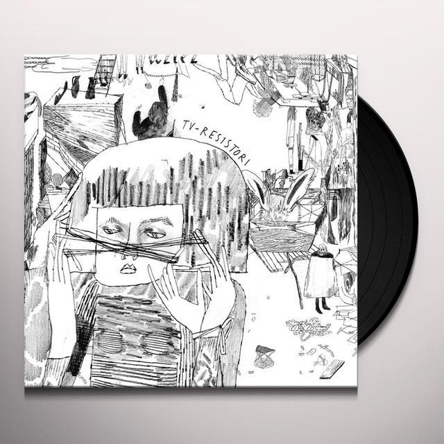 TV-RESISTORI Vinyl Record