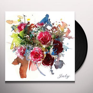 JULY Vinyl Record