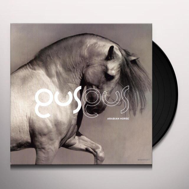 Gusgus ARABIAN HORSE Vinyl Record