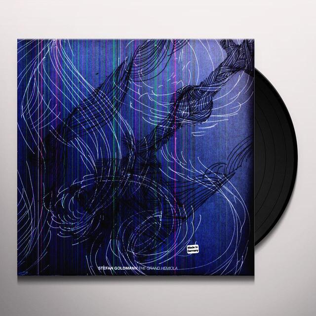 Stefan Goldmann GRAND HEMIOLA Vinyl Record