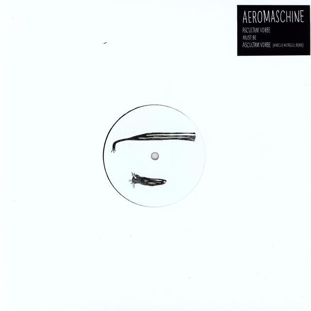 Aeromaschine ASCULTAM VORBE Vinyl Record