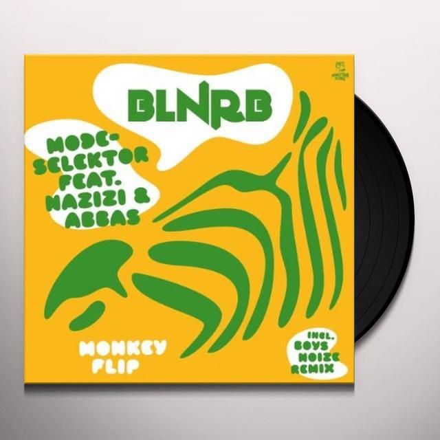 Modeselektor / Nazizi / Abbas MONKEY FLIP (EP) Vinyl Record