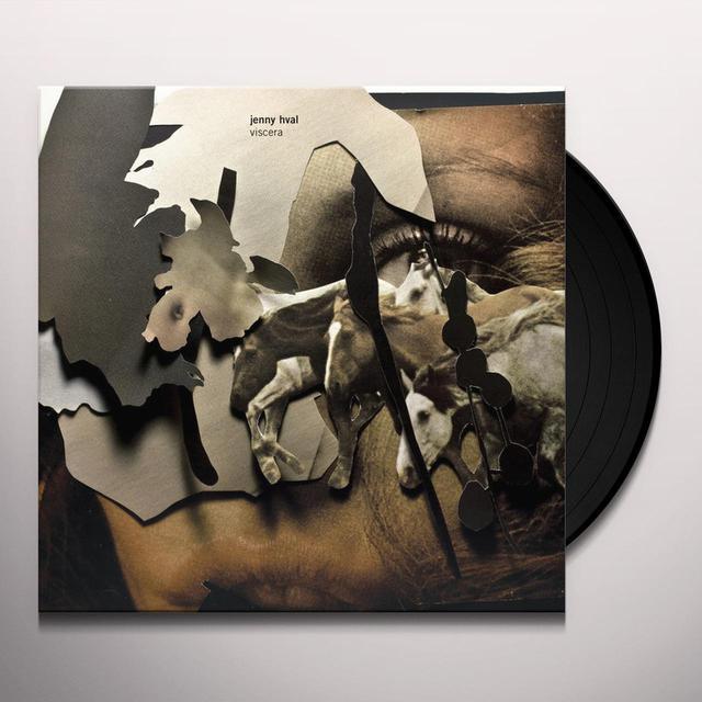 Jenny Hval VISCERA Vinyl Record