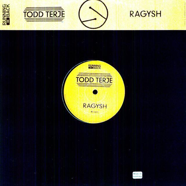 Todd Terje RAGYSH (EP) Vinyl Record