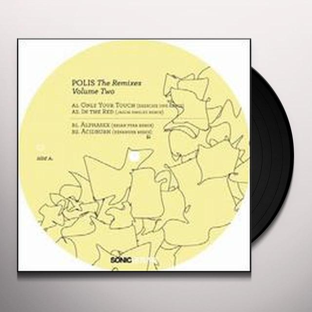 Billy Dalessandro POLIS: THE REMIXES 2 Vinyl Record