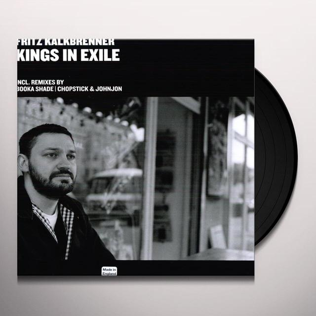 Fritz Kalkbrenner KINGS IN EXILE (EP) Vinyl Record
