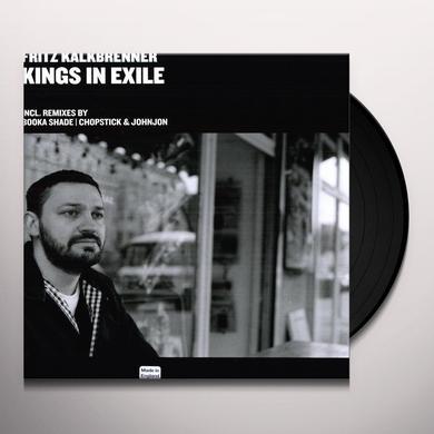Fritz Kalkbrenner KINGS IN EXILE (EP) Vinyl Record